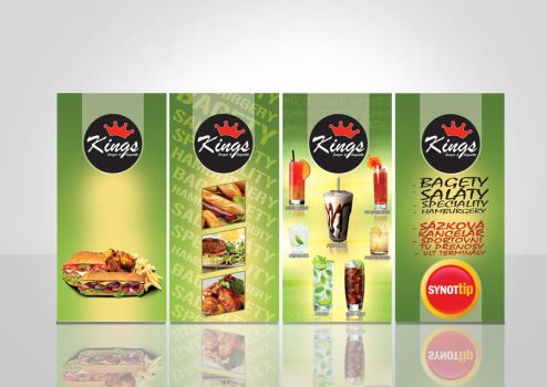 Banners Kings by 709DESIGN