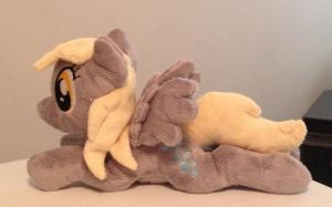 Derpy beanie by ArtisanAlley