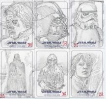 Star Wars Illustrated Empire Strikes Back by DavidRabbitte
