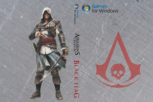 Assassin's Creed IV Black Flag  individual cover by icekid98