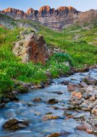 American Basin, July 2009 by kennedmh
