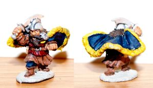 """""""Dwarf Fighter"""" Dungeons and Dragons by Xprinceofdorknessx"""