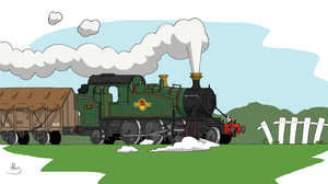 GWR Prairie --for Mikka by Atticus-W
