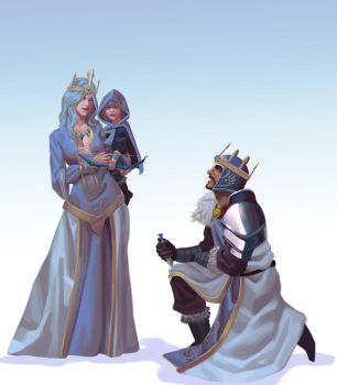 Son of the king by Vergil-Arkham