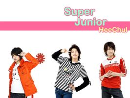 Super Junior : HeeChul by teetees