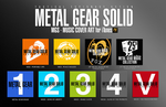 MGS - MUSIC COVER ART for iTunes by ELITE4foxes