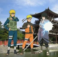 my favorites boys in naruto by Bleach-Fairy