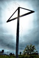 Light over the cross by xrust