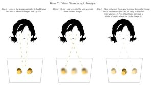 How To View Stereoscopic Image by furryomnivore