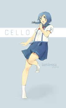 CELLO by laniessa