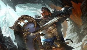 Dwarf in Neverwinter Online by ker93