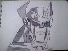Optimus Prime Animated by SALVAGEPRIME8686