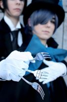 I'm just one hell of a butler by Evil-Uke-Sora