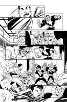 shazam 15 page 2 by Miketron2000
