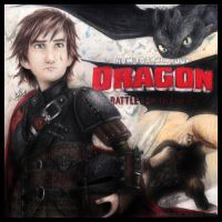 BATTLE FOR THE SKIES (How to Train Your Dragon 2) by Aty-S-Behsam
