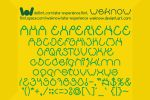 Aha Experience font by weknow