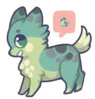 [ SOLD ] pup + icon! by Sergle