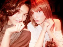Best friends forever by Bella--and--Zendaya