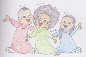 Princeton and the Chipmunks by Younglazlorevodavis