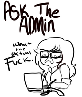 Ask The Admin!!!! by askmypreciousbabues