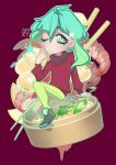 favourite food by Smoxt