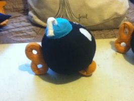 Bob-Omb side view by TheEccentric-1