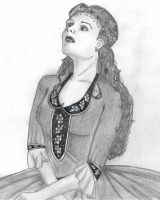 Christine Daae by eclecticmuse