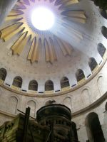 Church of the Holy Sepulchre by I-Artemis-I