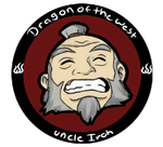 Uncle Iroh icon by CuriouslyXinlove