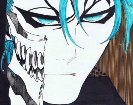 Grimmjow by Lucian-Ciel
