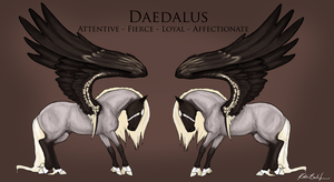 Daedalus by ShadiKSilence