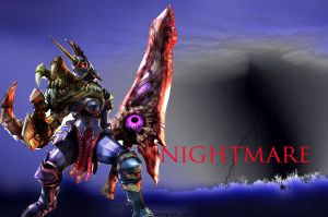 Soul Calibur III:Nightmare by SharinganWarrior77
