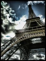 Eifell Tower by Samara11