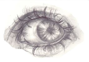 eye practice by richardidntwantodie