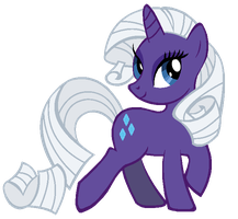 Rarity reversed by AdolfWolfed4Life