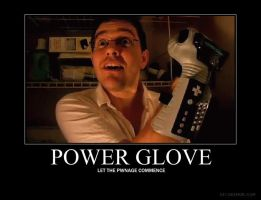 AVGN Powerglove by demotivational4you