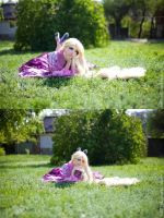 Rapunzel Doll 2 by Usagi-Tsukino-krv