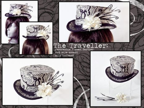 The Traveller - Ladies R.Hat by Elemental-Sight