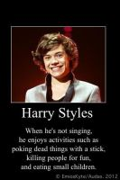 Harry Styles DeMotivational by Emios-Kyte