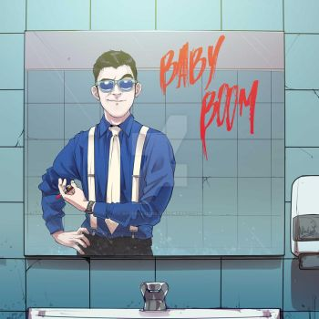 Baby Boom Cover Art by Afterlaughs