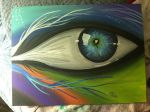 Abstract Eye by Sumia93