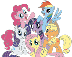 Friendship is Magic by PonyPikmin1998