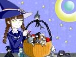 Wadanohara and friends by Akimi-Chan15