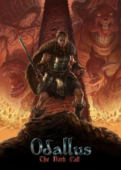 Odallus Cover by d-torres