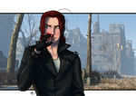 Fallout 4 - Dimi by psycrowe