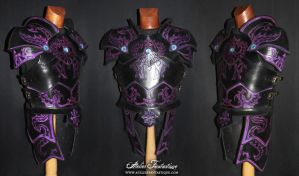 Chaos armor by AtelierFantastique