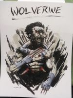 WW Chicago Beserker Wolverine by AndrewKwan