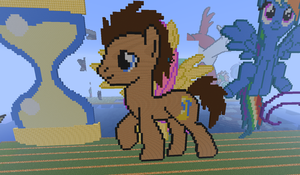 Doctor Whooves [ not complete picture ! ] by Shiron95