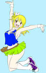 Lucy colored 5 by DLeagueman