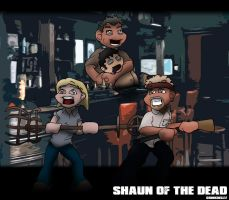 Shaun of the Dead by drinkdecaf